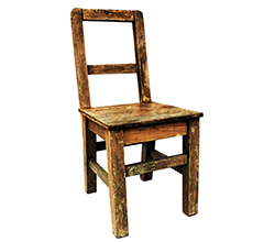 Rustic Chair