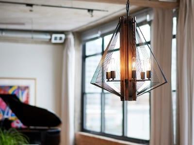 Urban Loft style: Modern elements, meet industrial past