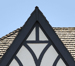 High-pitch gable